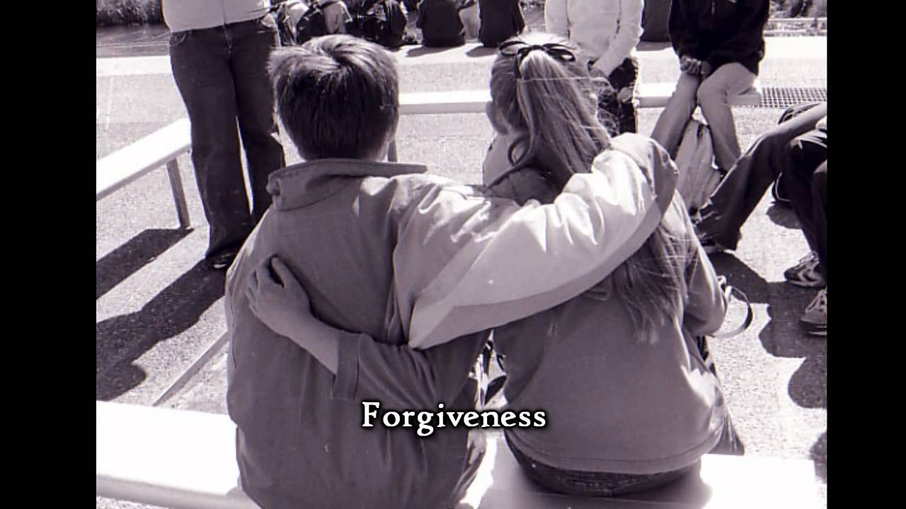 Christian songs about forgiveness of others