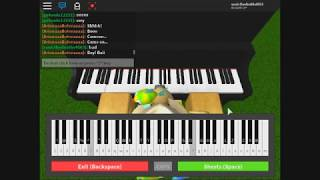 Roblox | Piano Keyboard v1.1: Shelter Second Attempt