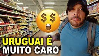 MOCHILÃO NO URUGUAI 02 - Montevidéu #2