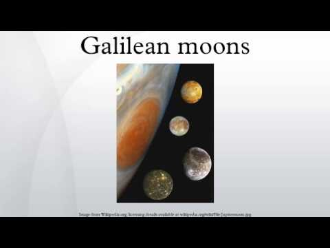 four moons galileo discovered - 480×360