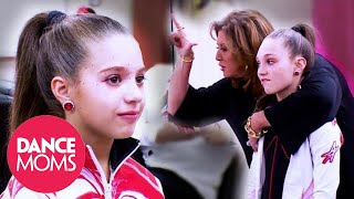 SISTER VS. SISTER - Can Mackenzie WIN 1st Over Maddie?! (Season 5 Flashback) | Dance Moms