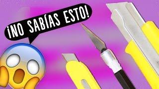 TIPS QUE NO CONOCÍAS DE TU CUTTER ¡WOW!  ✎ Craftingeek