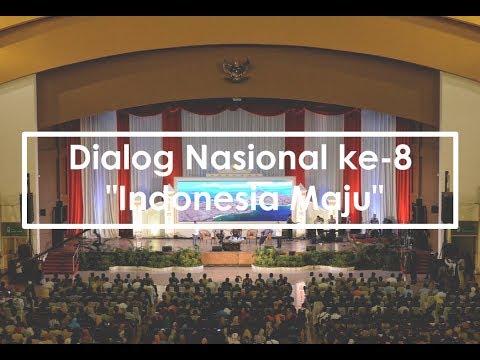 """Dialog Nasional ke-8 """"Indonesia Maju"""" di Universitas Muhammadiyah Yogyakarta, 11 Maret 2018"""