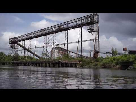 Guyana, Demerara River Part 1