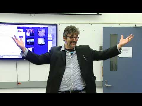 Professor Michael Rees Discusses 3D Printing