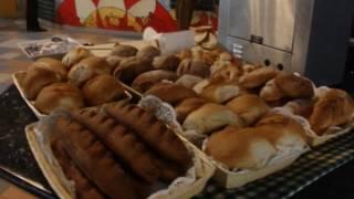 Куба Варадеро - как кормят в отелях. Starfish Varadero 3*(Экскурсия по ресторану отеля Starfish Varadero 3* - шведский стол. Как кормят и каковы наши впечатления от еды в целом., 2016-12-11T19:26:05.000Z)
