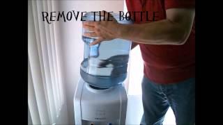 WCD 200W New Air Water Dispenser Setup Video