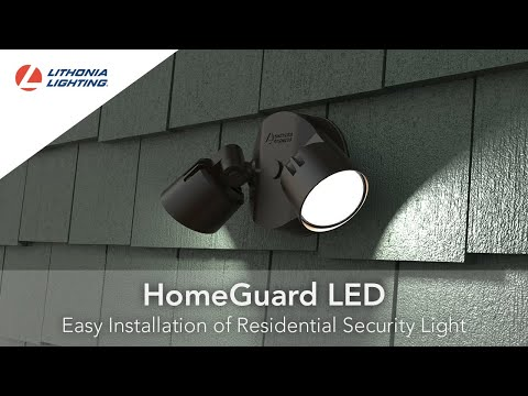 HomeGuard LED_Install Video