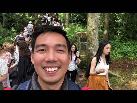 Japan Travel Vlog #2: Mission Impossible..Keep Your Shoes Clean