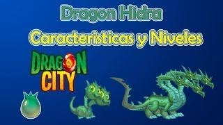 Dragon Hidra De Dragon City