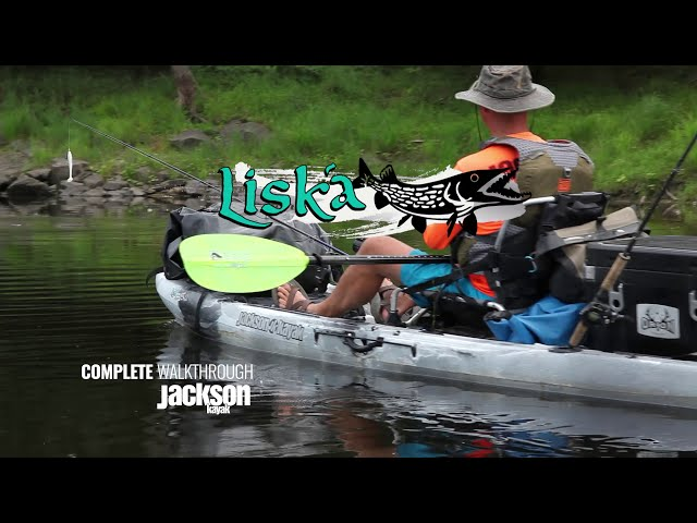 Jackson Liska 2021 Walkthrough