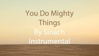 Sinach | You Do Mighty Things Instrumental Music