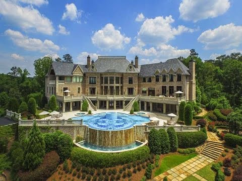 One Of The Most Compelling Estates In Atlanta, Georgia