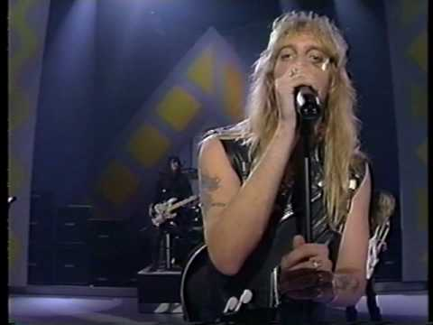 [HQ] Warrant - Heaven (Live 1990)