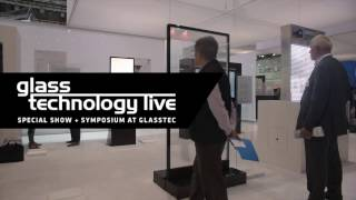 LightGlass at Glasstec 2016
