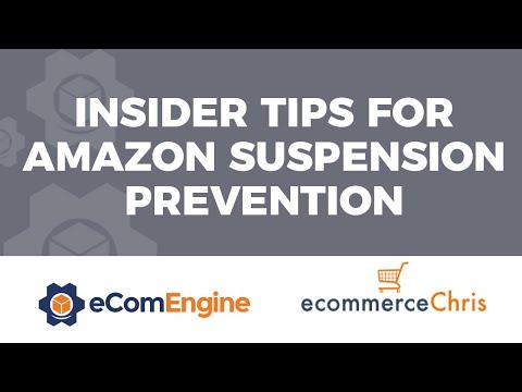 Amazon Seller Suspension: Tips for Avoidance [Webinar]