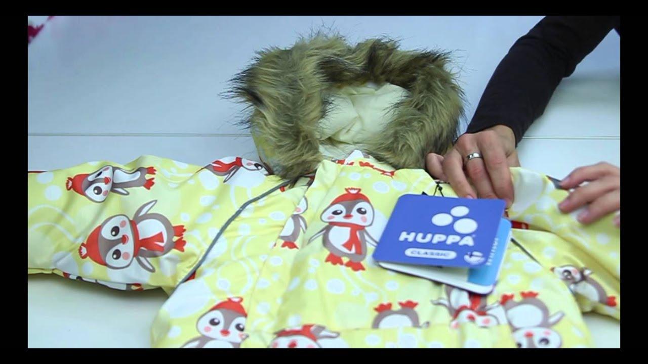 Huppa, Комбинезон Keira арт. 3192BW00 - YouTube
