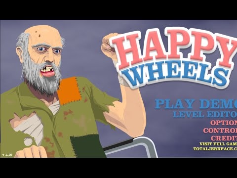 Happy Wheels DEMO UNBLOCKED GAMES