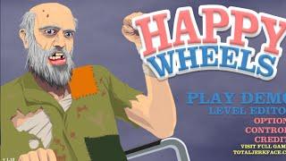 Happy Wheels Demo Unblocked Games