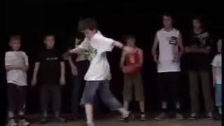 Брейк Данс для дтей - начинающие 9-16 лет