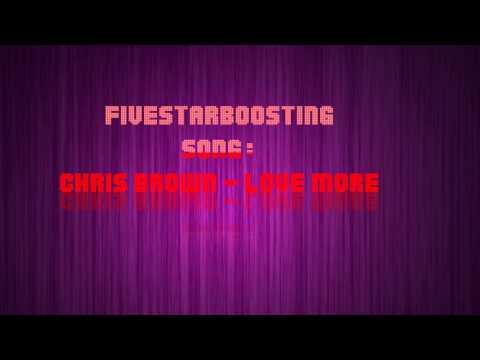 Chris Brown - Love More (Bass Boost)