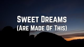 Download Eurythmics - Sweet Dreams (Are Made Of This) (Lyrics)
