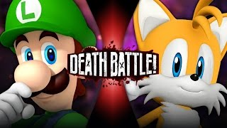 Luigi VS Tails (Nintendo VS Sega) | DEATH BATTLE!