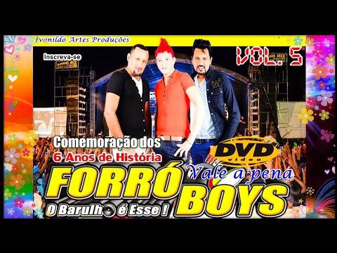FORRÓ BOYS VOL. 5 vale a pena (VÍDEO CLIP)