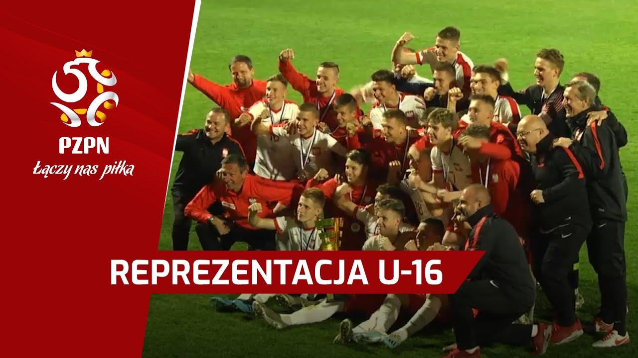 U-16: Skrót meczu IZRAEL - POLSKA (2:3)