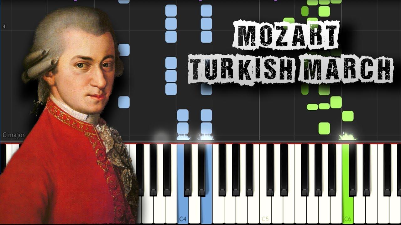 Mozart Turkish March Pdf