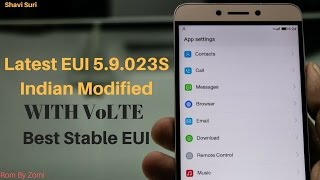Get EUI 5.9.0.23S With VOLTE NOW | Full Process explained |