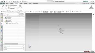 0301  Overview of NX User Interface