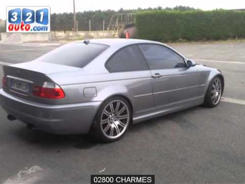 Occasion BMW M3 CHARMES
