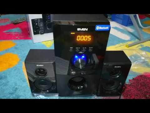 Акустична система Sven MS-2050 Black