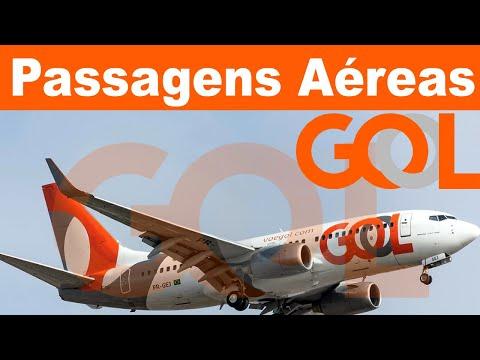Passagens Aéreas Promocionais da GOL