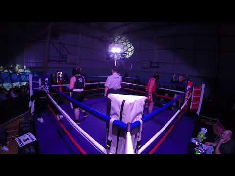 Ultra White Collar Boxing | Yeovil | Danni Bishop VS Emily Stone