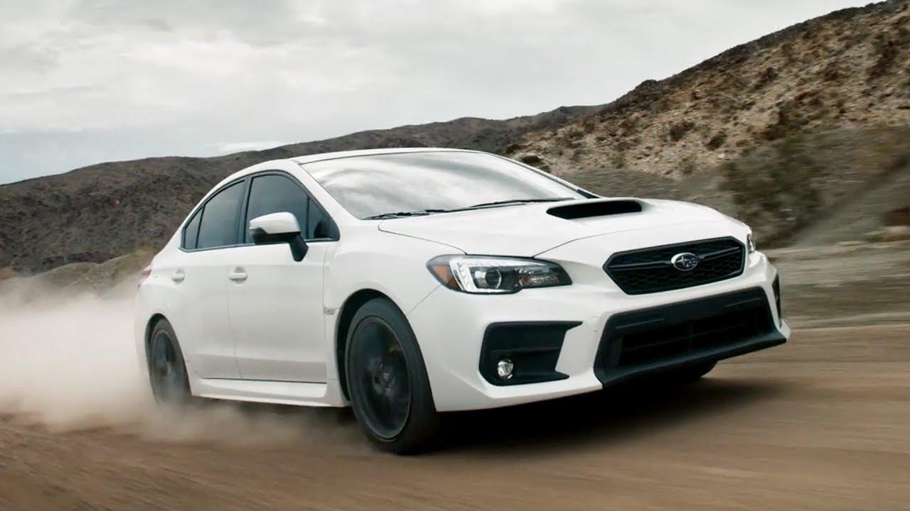 2018 Subaru Wrx Us Spec