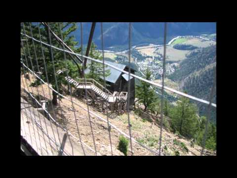 Mascot Gold Mine (Hedley, B.C.)  - Exploring BC - part 1 - 2011