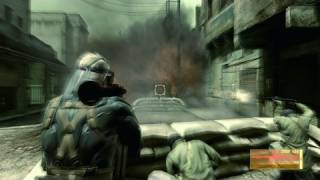 Review Metal Gear Solid 4 ( part 1 )