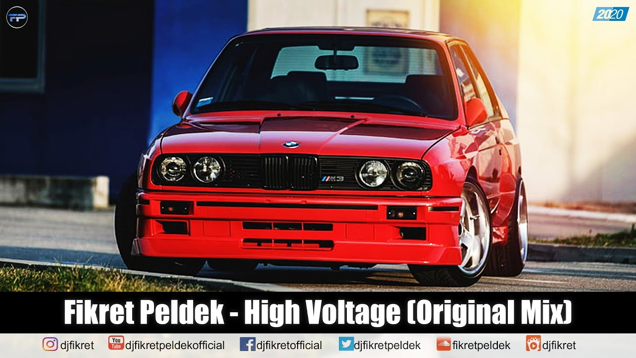 Fikret Peldek - High Voltage (Original Mix) 2020