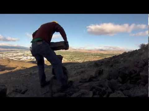 Part Three Passage To Heaven Cross Cairn Reno Nevada Rocky Extreme