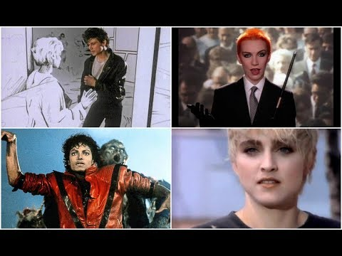 The 100 most iconic songs of the 80s