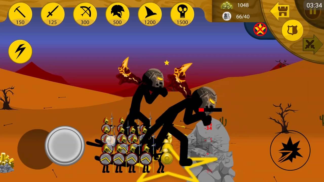 Stick War Legacy | Tournament Mode | Insane | Under 6 ...