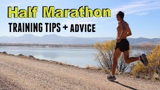 BEST HALF MARATHON TRAINING TIPS AND ADVICE | Sage Canaday