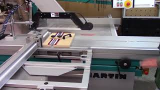 Sliding Tablesaw Purchase Considerations Part 3 Accessories