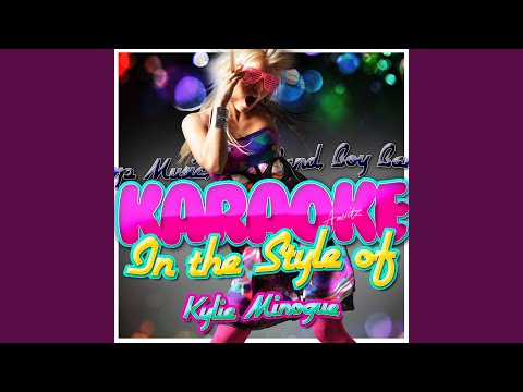Tears On My Pillow Medley (In The Style Of Kylie Minogue) (Karaoke Version)