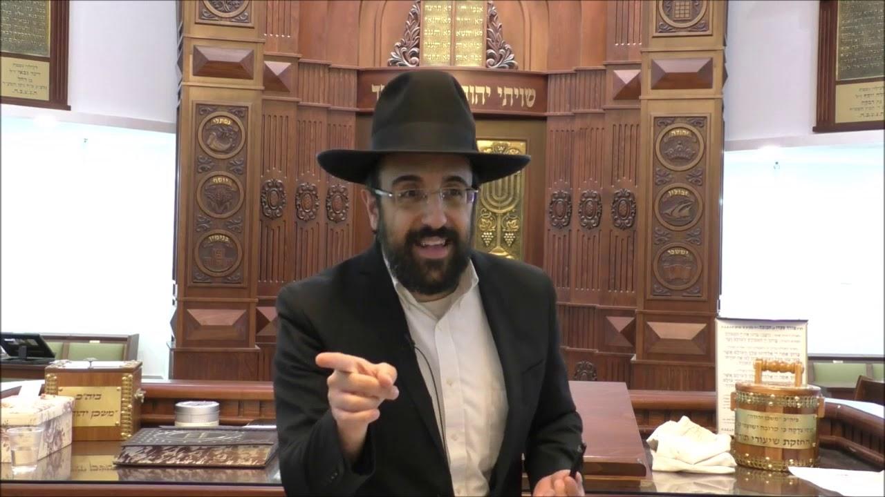 הרב מאיר אליהו   מאכלי חלב בשבועות   משכן יהודה