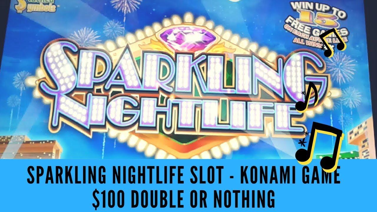 Sparkling Nightlife Slot