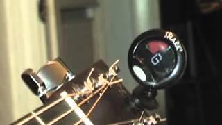 Online Guitar Tuner E A D G B E 440 Standard Tuning