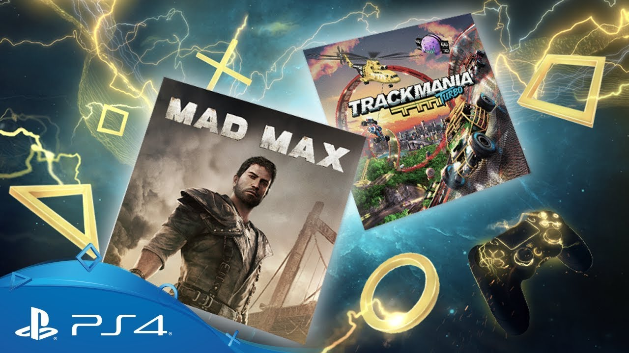 Ps4 Free Games April 2020.Playstation Plus April 2018 Mad Max Trackmania Turbo Ps Plus Monthly Games